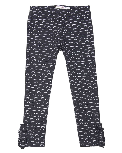 Deux par Deux Printed Leggings Owl You Need is Love