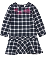 Deux par Deux Plaid Dress Preppy Chic