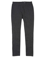 Deux par Deux Houndstooth Leggings in Dark Gray A Cat in a Hat