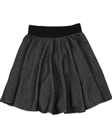 Deux par Deux Skirt Black and White
