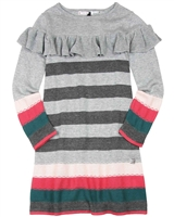 Deux par Deux Striped Knit Dress Unicorns are Real