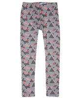 Deux par Deux Printed Knit Leggings Unicorns are Real