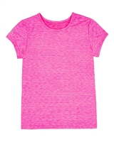 Deux par Deux Sport T-shirt in Fuchsia Ready, Set, Go!