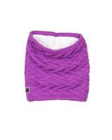 Deux par Deux Girls Neck-warmer Purple