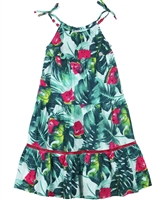 Deux par Deux Watermelon Print Sundress The Cockatoo Edit