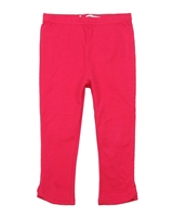 Deux par Deux Fuchsia Capri Leggings The Cockatoo Edit