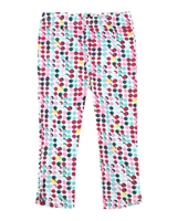 Deux par Deux Polka Dot Capri Leggings The Cockatoo Edit