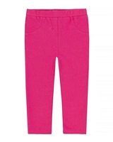 Deux par Deux Jeggings in Fuchsia