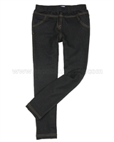 Deux par Deux Jeggings Black
