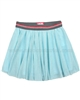 Dress Like Flo Mesh Skirt Blue