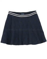 Dress Like Flo Knit Jacquard Skirt