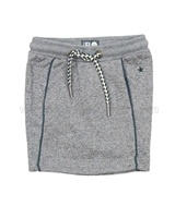 Dress Like Flo Lurex Sweat Skirt