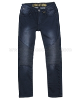 Dress Like Flo Jogg Jeans with Stitched Knees