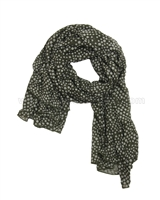 Dress Like Flo Dotted Scarf