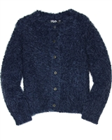 Dress Like Flo Shag Knit Cardigan