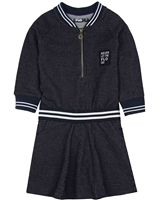 Dress Like Flo Baseball Style Dress