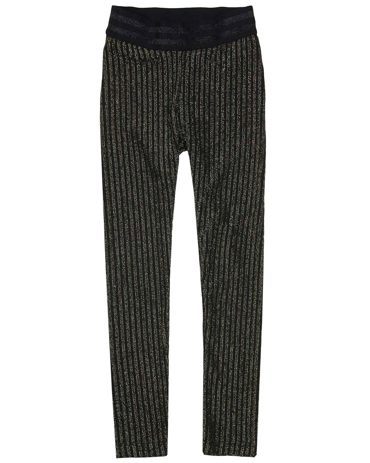 Dress Like Flo Girls Lurex Leggings Sizes 6-14