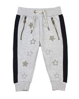 Dress Like Flo Capri Pants with Stars