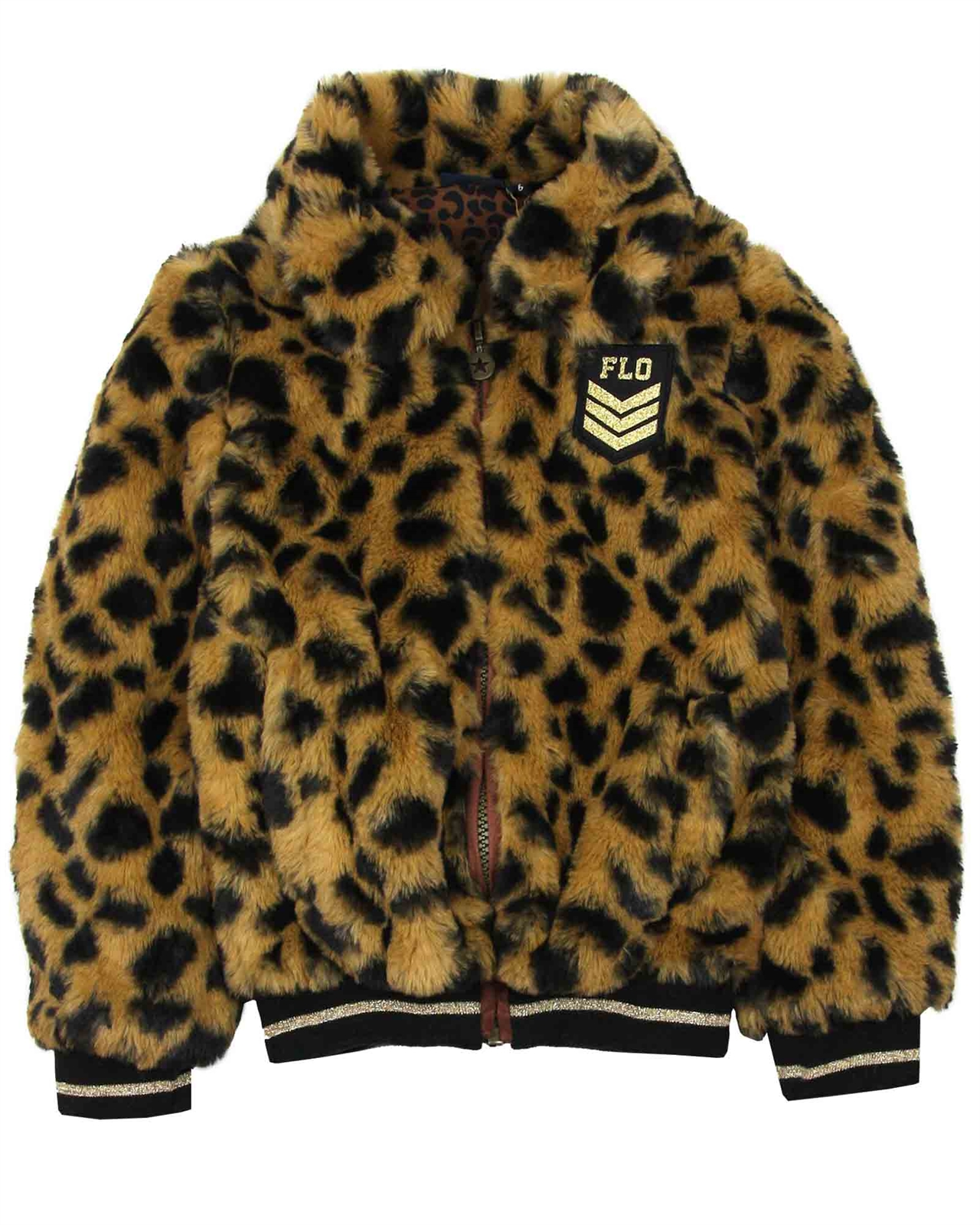 36b5347bc0cf Dress Like Flo Fake Fur Bomber Jacket - Dress Like Flo - Dress Like ...