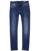 Diesel Boys Slim-Skinny Denim Pants Sleenker-J