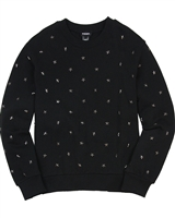 Diesel Boys Sweatshirt with Stars Starsed
