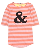 Dress Like Flo Striped Top Sil