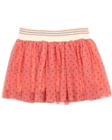 Dress Like Flo Drop Waist Tulle Skirt Bibi