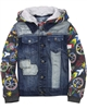 Desigual Boys Denim Jacket Circulo