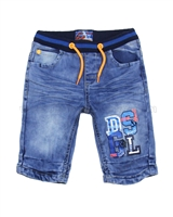 Desigual Denim Shorts Dark
