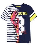 Desigual Boys T-shirt Manolo