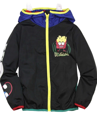 Desigual Windbreaker Jacket William