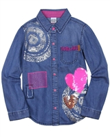 Desigual Shirt Denim