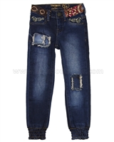 Desigual Denim Pants Gomez