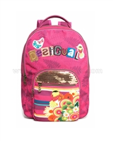 Desigual Backpack Papaya