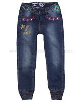 Desigual Denim Pants Maestre