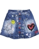 Desigual Denim Skirt Aiguafreda