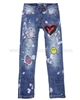 Desigual Denim Pants Abad