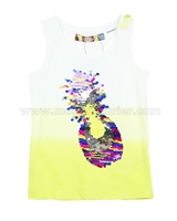 Desigual T-shirt Whitehorse Lime