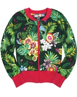 Desigual Knit Cardigan Grass