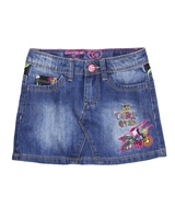 Desigual Denim Skirt Gargalla