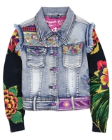 Desigual Jacket Alfilere