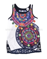 Desigual Girls Top Nunvavut Sizes 5-14