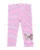 Desigual Leggings Araza Fushia Striped