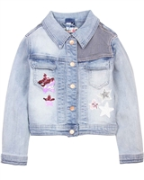 Desigual Denim Jacket Pencas