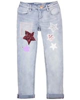 Desigual Denim Pants Morillo