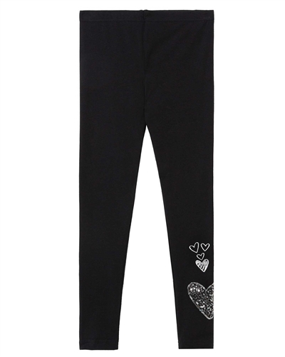 Desigual Leggings Frutipan in Black