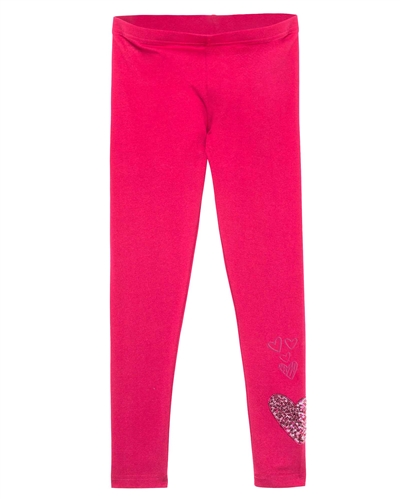 Desigual Leggings Frutipan in Fuchsia