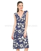 Desigual Womens' Dress Blue