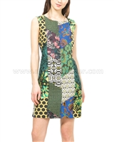 Desigual Womens' Dress Calista