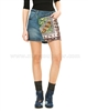 Desigual Womens' Skirt Pals